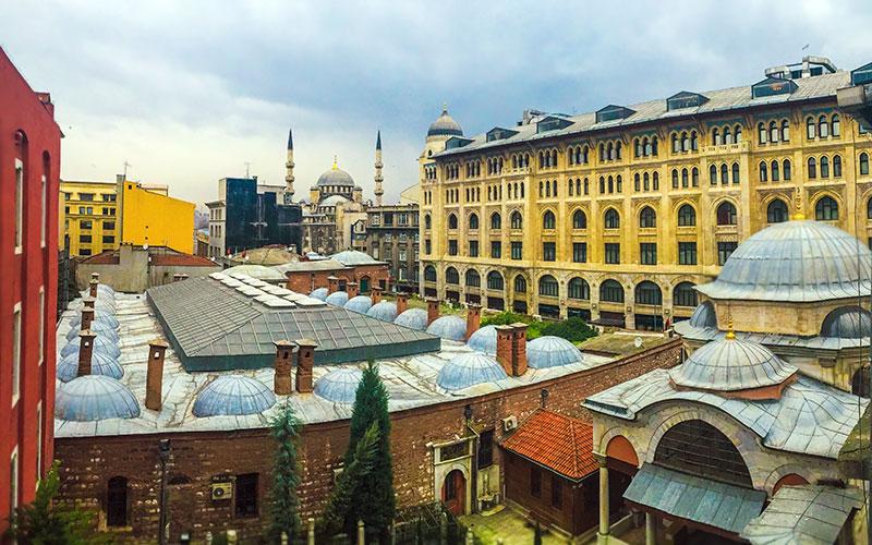 Regie Ottoman Hotel Istanbul