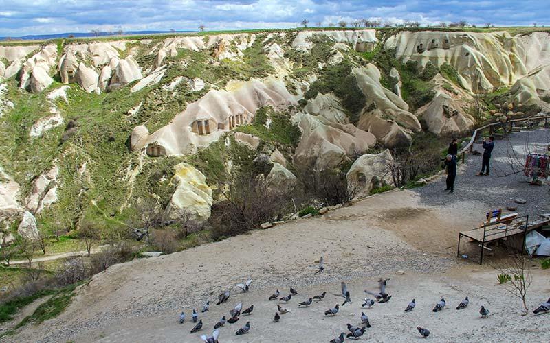 Kapadokya-Turlari-Guvercinlik