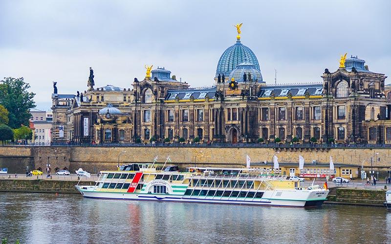 Albertinum, Dresden