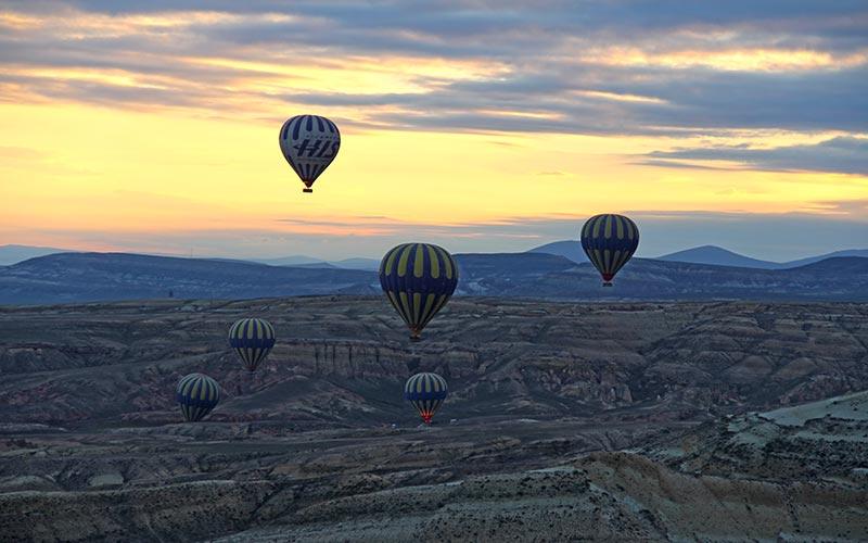 Kapadokya Baloon Gezisi
