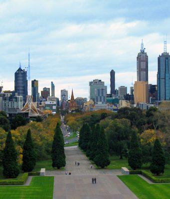 Melbourne Gezisi
