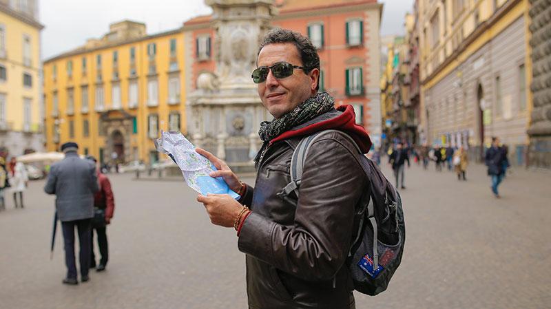 Napoli Turu Italya