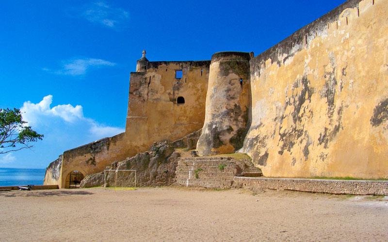 Fort Jesus, Kenya