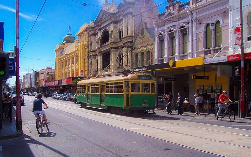 Melbourne Chapel Street