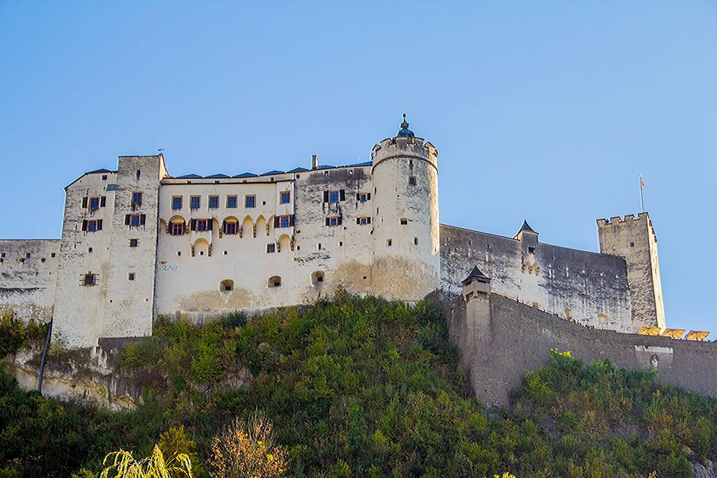 hohensalzburg kalesi