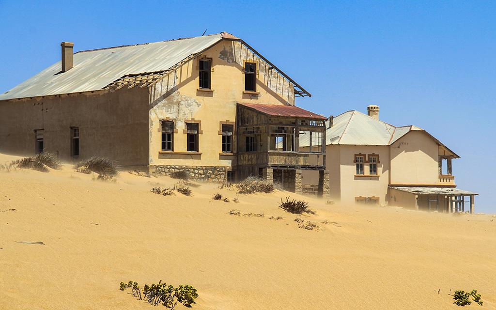 Kolmanskop, Namibya