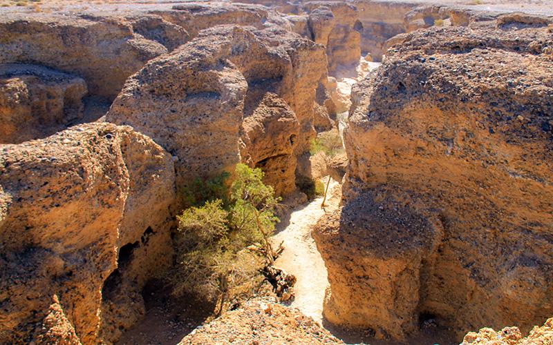 Sesriem Kanyonu