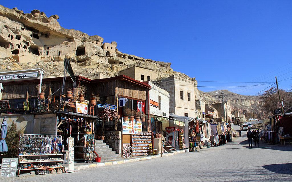 Kapadokya, Çavuşin