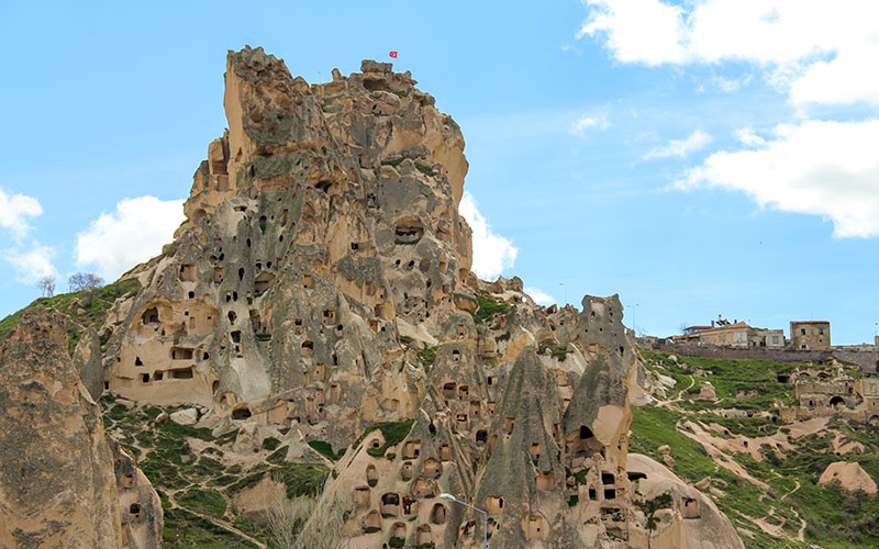 Kapadokya Gezi Blogu: Uçhisar