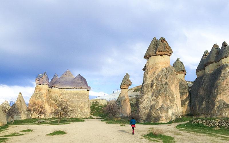 Kapadokya Gezi: Paşabağ