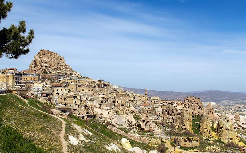 Kapadokya Gezi Rehberi: Uçhisar