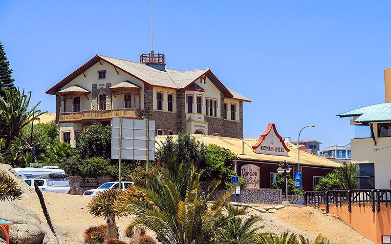 Namibya Gezi Rehberi