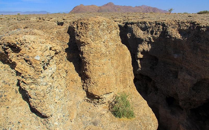 Namibya Blog, Sesriem Kanyonu