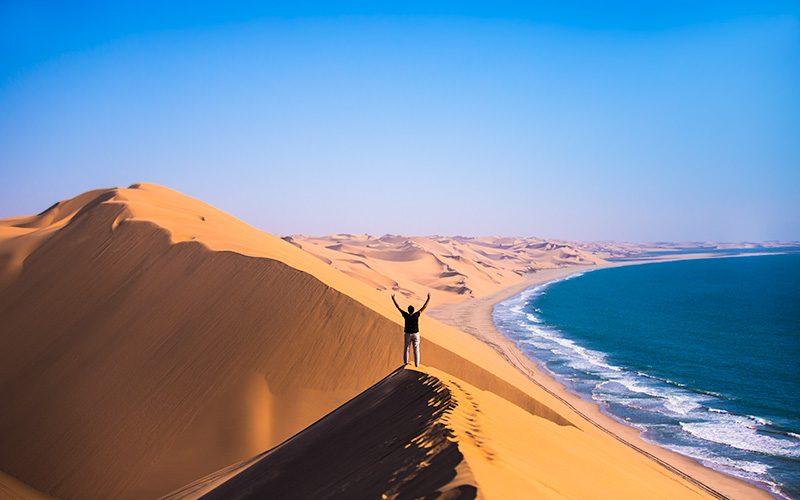 Namibya Namib Çölü