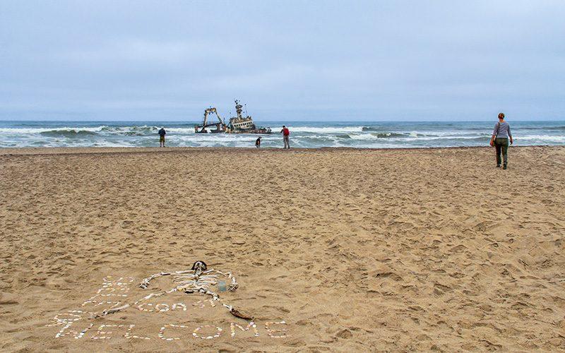 Sekeleton Coast, Namibya Gezilecek Yerler