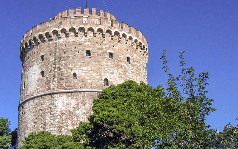 Beyaz Kule, Selanik