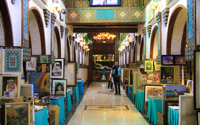 Souq Waqif Art Center
