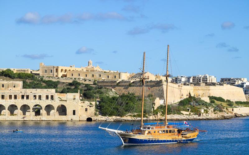 Malta-Nerede