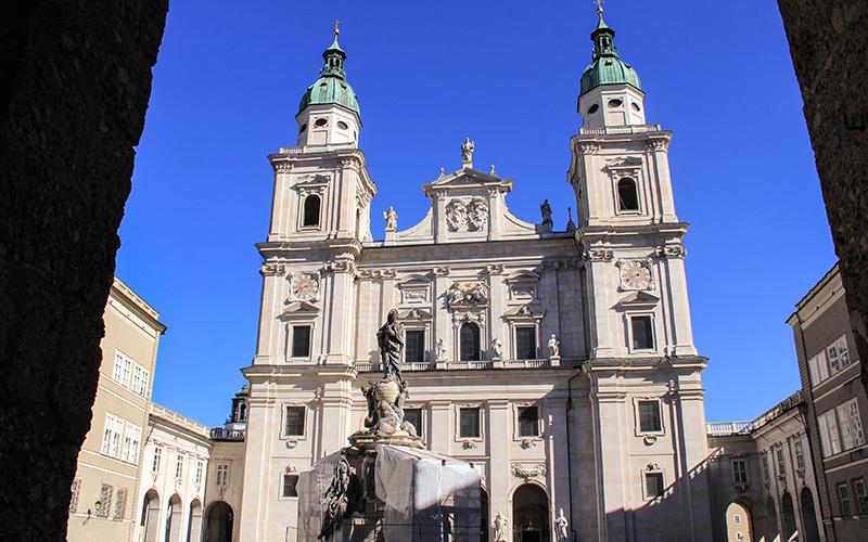 Salzburg Katedrali, Avusturya