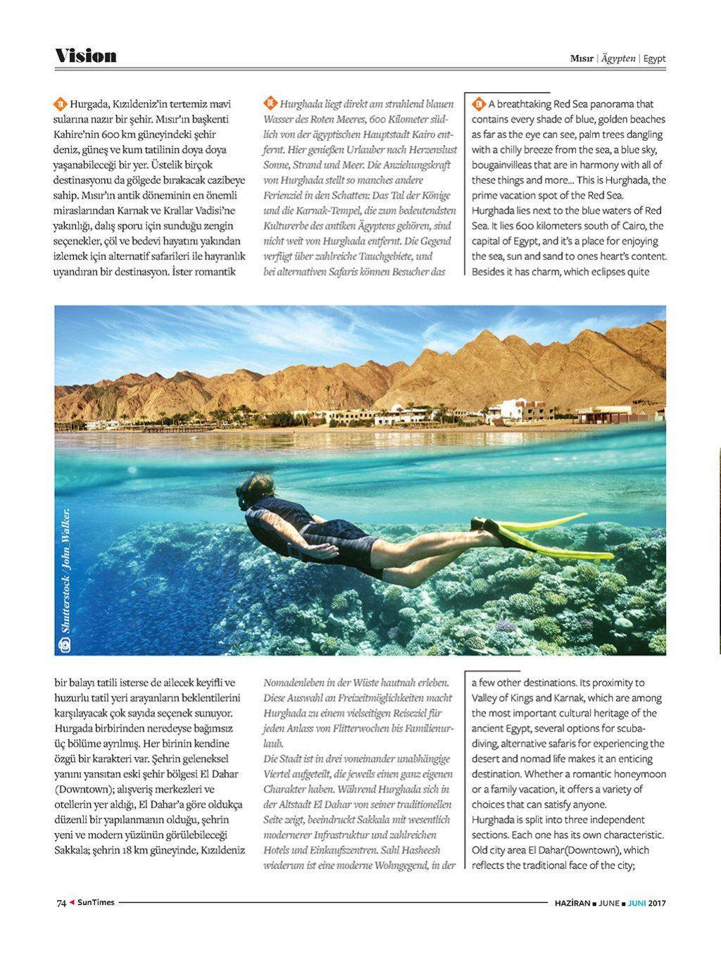 Suntimes Hurghada