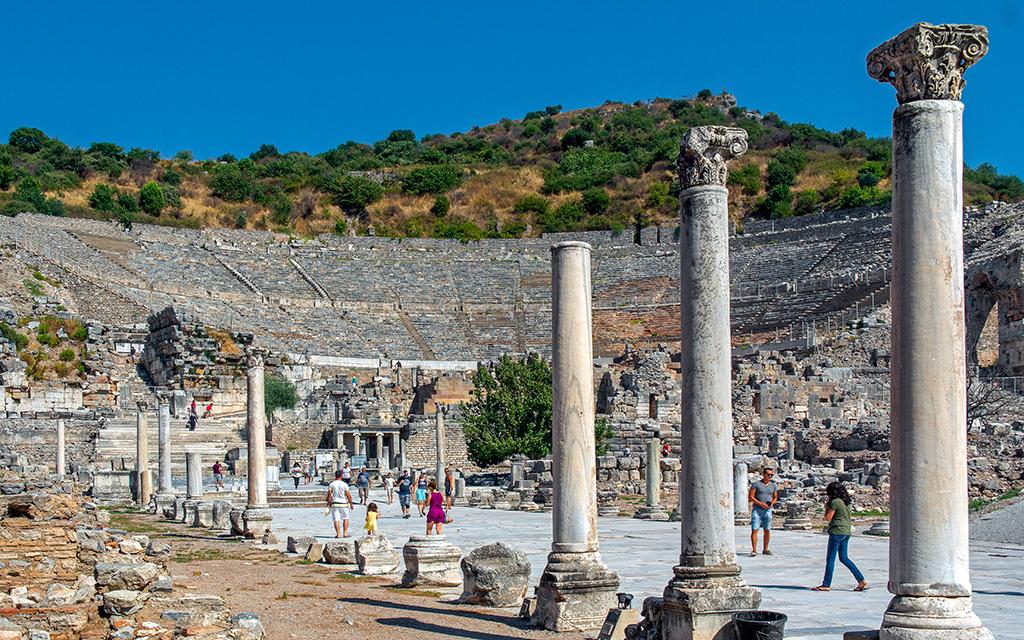 Efes Antik Kenti Yoldaolmakcom