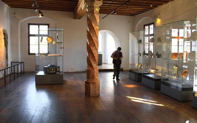 Fortress Museum Salzburg