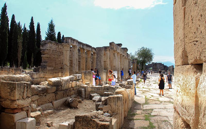 Hierapolis kilise