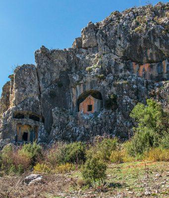 Thera Antik Kenti