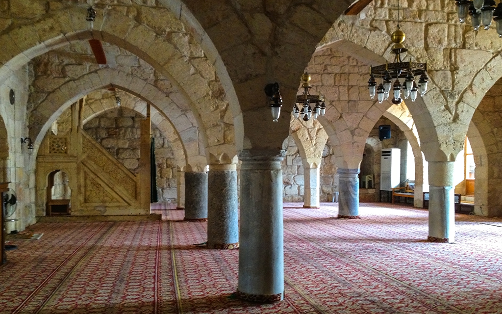 adana yag mosque