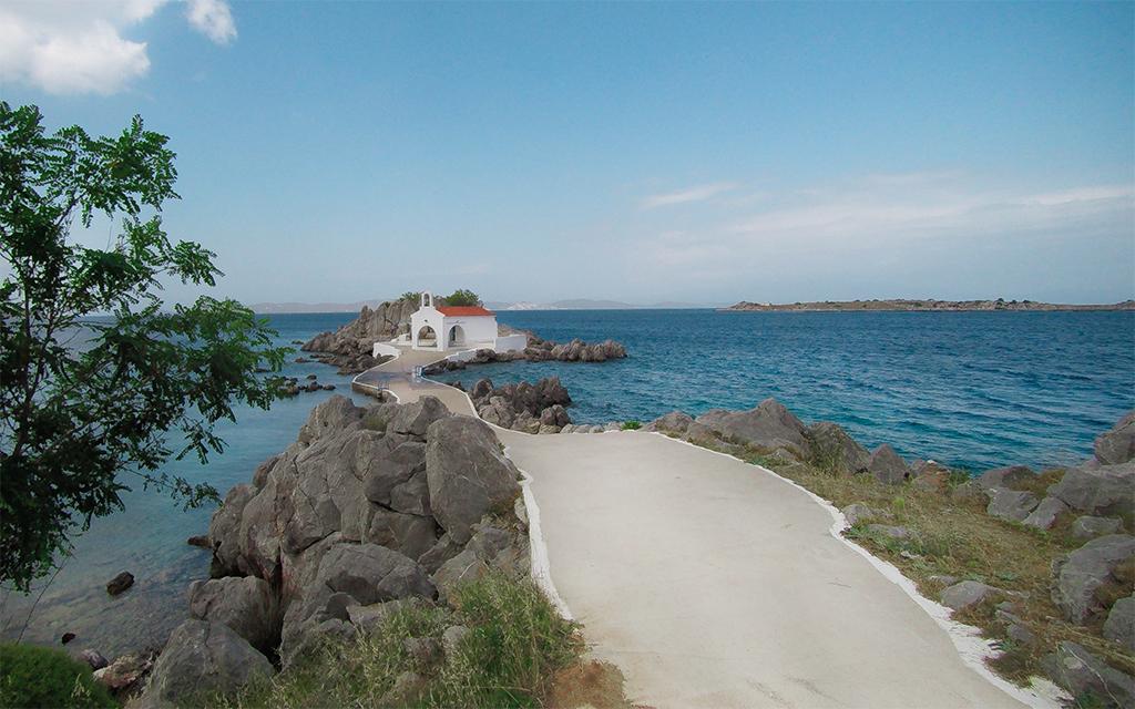 agios isidoros sakız adası