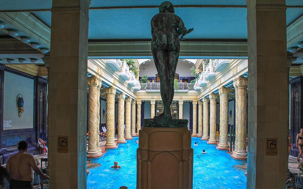 budapeste gellert bath
