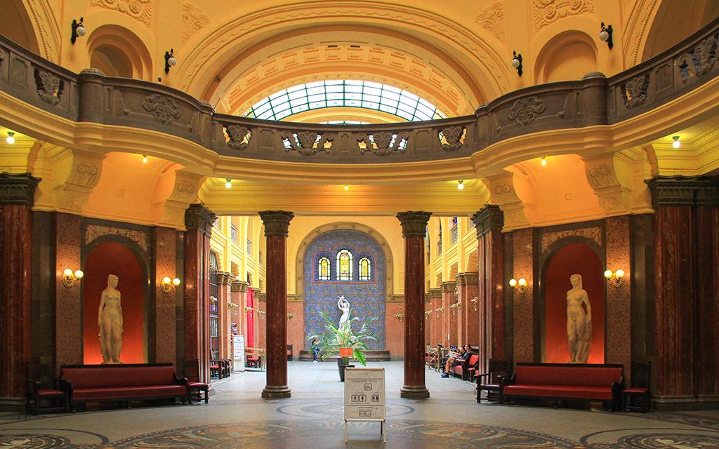 Budapeşte Gellért Hotel