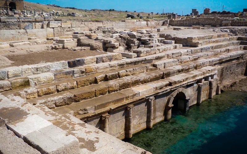 cehennem kapısı hierapolis
