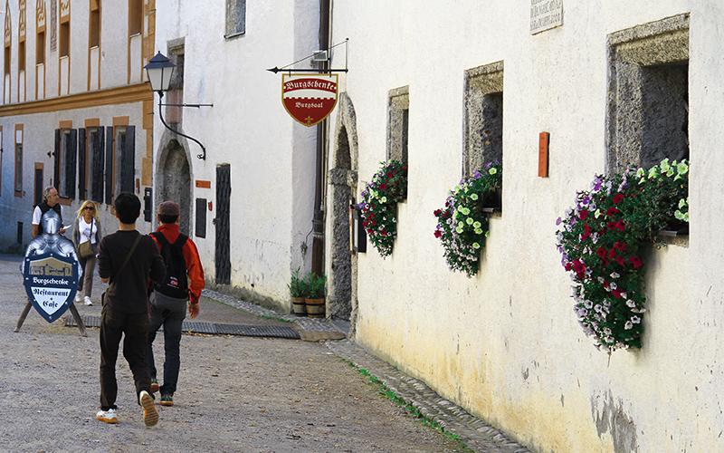 sazlburg city hohensalzburg