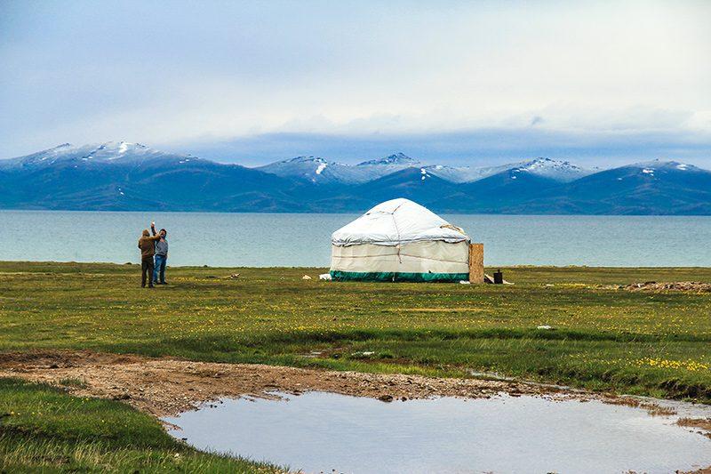 kirgizistan blog son göl