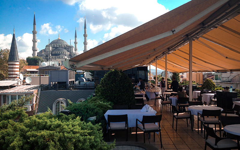 istanbul eresin crown teras
