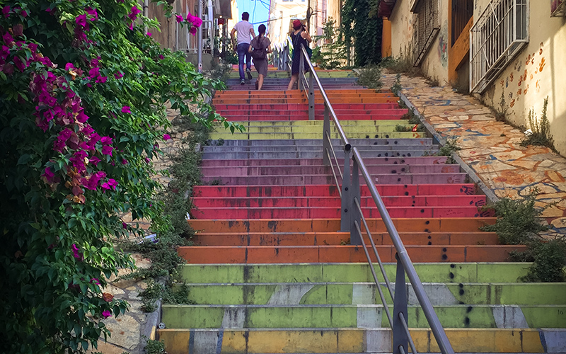 kırk merdiven izmir