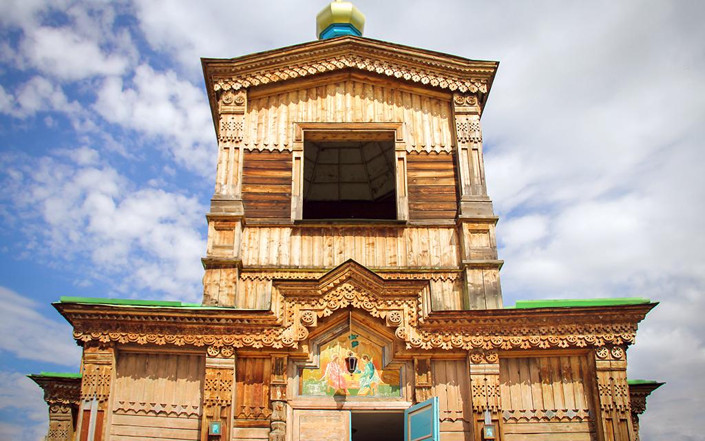 Karakol Kirgizistan Kilise