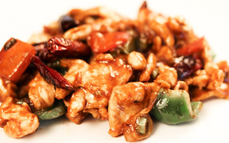 Doha Kung Pao Chicken