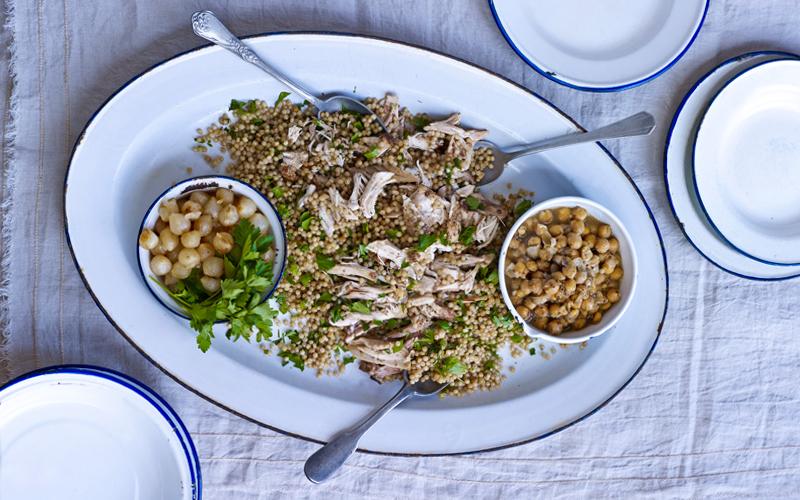 Doha Yemekleri Maftool