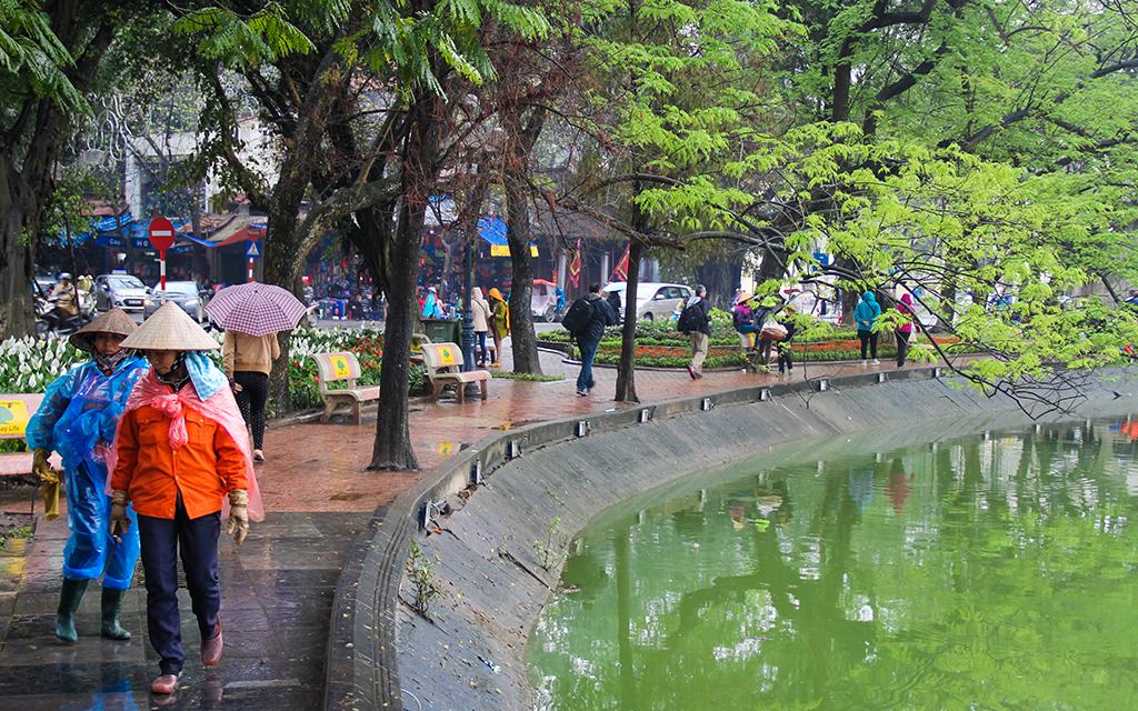Hoan Kiem Gölü