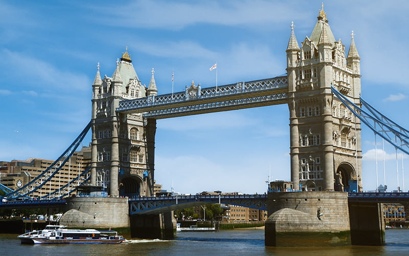 Londra Rehberi Tower Bridge