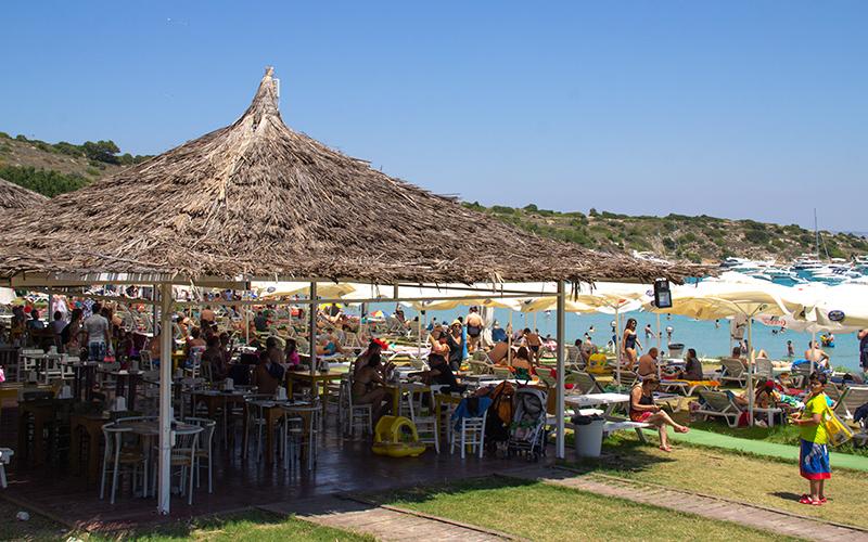 sera beach giriş ücreti