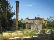 silifke jupiter tapınağı