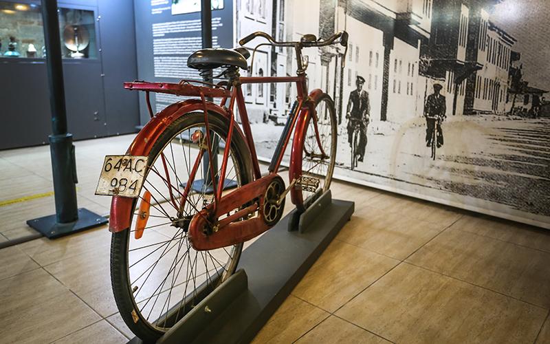 uşak kent müzesi bisiklet