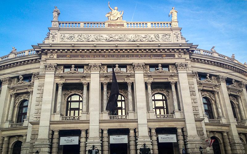 viayana opera binası