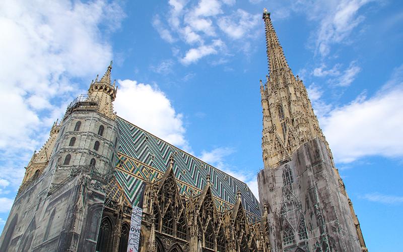 viyana aziz stephan katedrali