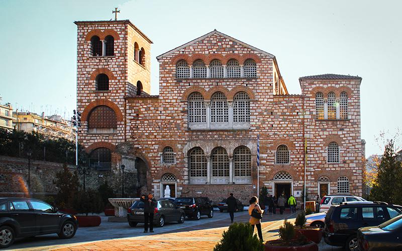 selanik kiliseler