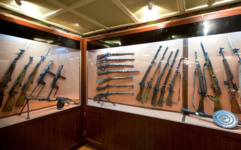 doha weaponry museum