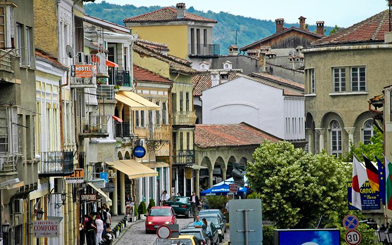 Bulgaristan Veliko Tarnovo